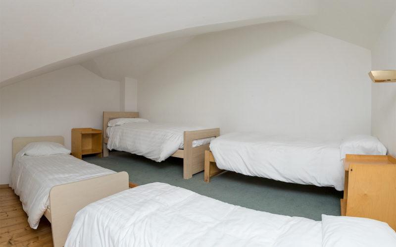 soppalco appartamento monolocale per sei persone