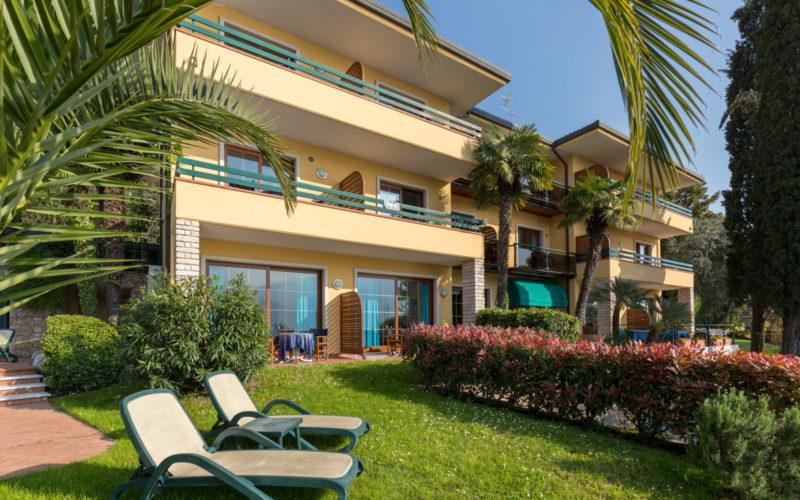 hotel residence sporting giardino