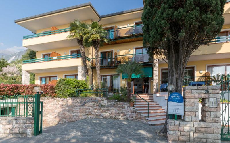 hotel residence sporting